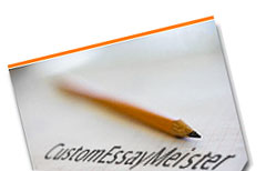 writing services from CustomEssayMesiter